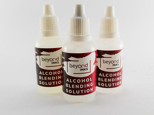 Beyond Inks Alcohol Ink Blending Solution - 3x20ml