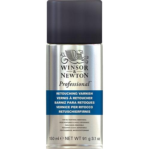 Winsor & Newton Professional Retouching Varnish Spray - 150ml