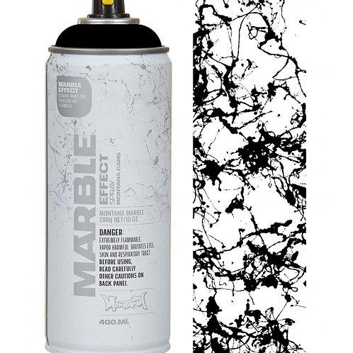 Montana Marble Effect Spray 400ml - Black
