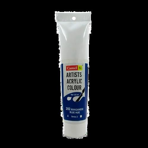 Camlin Kokuyo Artist Acrylic 120ml - Ultramarine