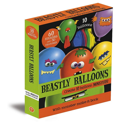 Beastly Balloons: Balloon Beasties
