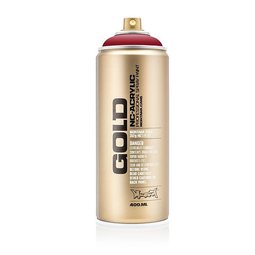 Montana Gold Spray Paint 400ml Brick - G3050