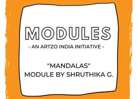 Mystical Mandalas - Module by Shruthika Gokulnath