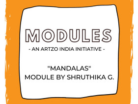 Mystical Mandalas - Module by Shruthika Gokulnath