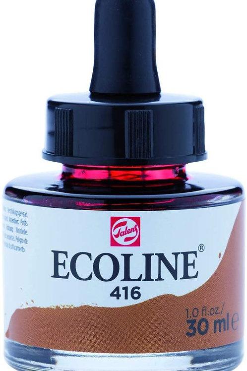 Royal Talens Ecoline Liquid Watercolour Ink 30ml - Sepia