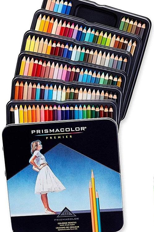 Prismacolor PremierColoured Pencil Assorted Colors - Set of 132