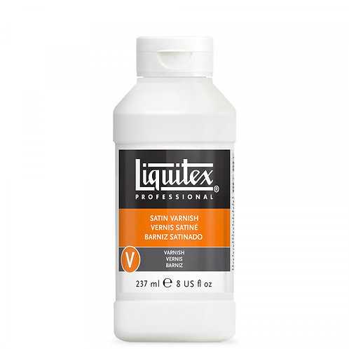 Liquitex Professional Satin Varnish 237ml