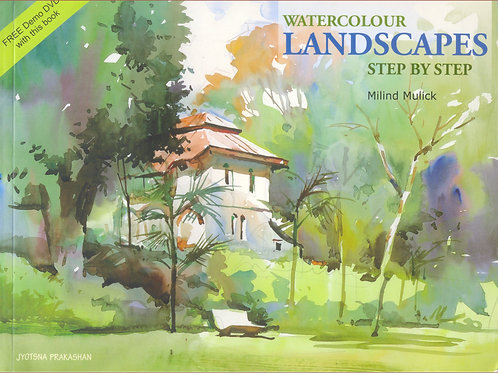 Landscapes Step By Step Book