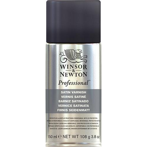 Winsor & Newton Professional Satin Varnish Spray - 150ml