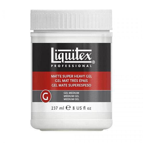 Liquitex Professional Matte Super Heavy Gel 237ml
