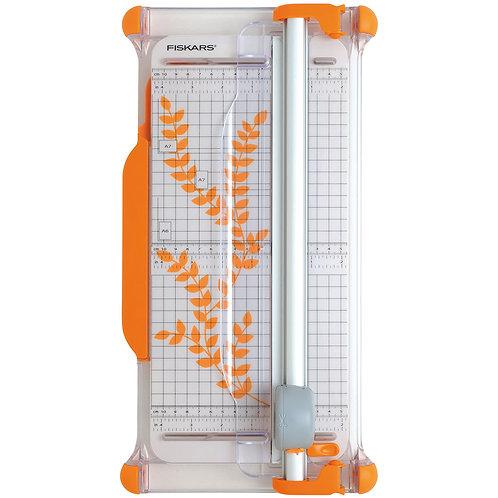 Fiskars Portable Rotary Paper Trimmer 30cm - A4