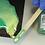 Thumbnail: Epoke Golden Pista Green Metallic Gel - 75g (Multi -Tone Pigment)