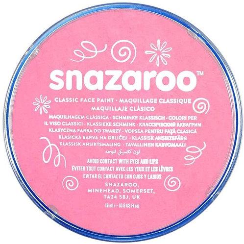 Snazaroo Classic Face Paint 18ml - Pink