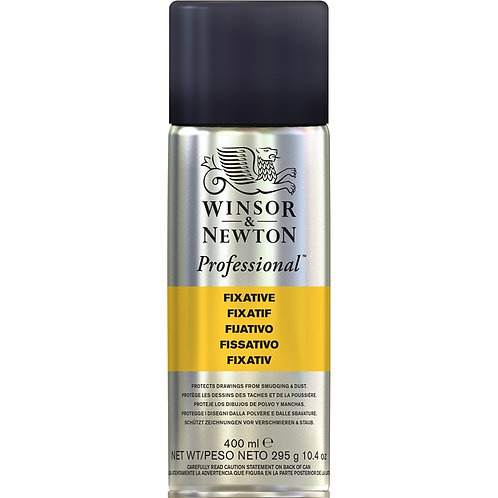 Winsor & Newton Professional Fixative - 400ml