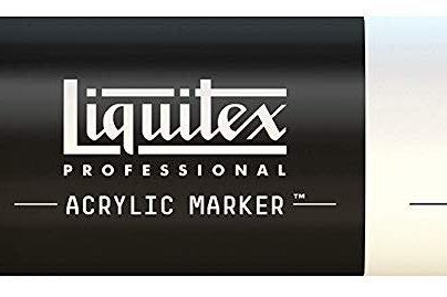 Liquitex 450 Acrylic Paint Marker 15mm Wide - Emerald Green