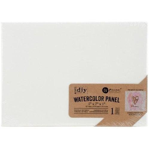 """Prima Watercolour Panel 5""""x7"""""""
