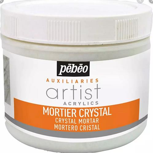 Pebeo Acrylic Extra Fine Crystal Mortar - 500ml