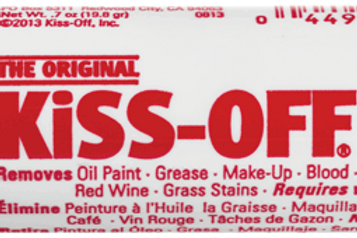 General's Kiss-Off Stain Remover