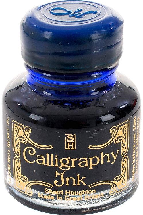 Manuscript MSH420SAP Calligraphy Ink 30ml - Sapphire