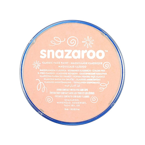 Snazaroo Classic Face Paint 18ml - Complexion Pink