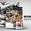 Thumbnail: Camel Camlin Fluid Acrylic Colours - Monochrome Shades Kit