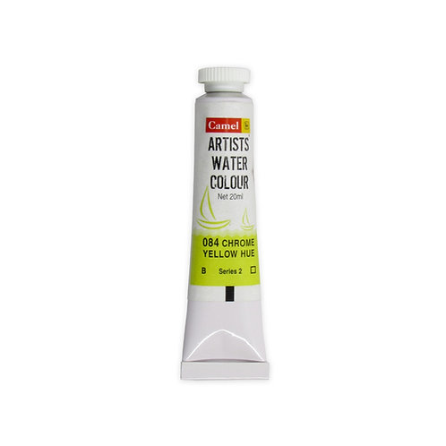 Camel Kokuyo Artist Watercolour 20ml - Chrome Yellow Hue