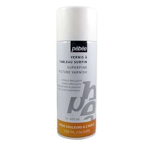 Pebeo Super Fine Picture Varnish Spray - 400ml (For Oil Colour)