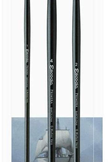 Escoda Signature Collection Brush Set - Guillermo Munoz Vera - Set 1