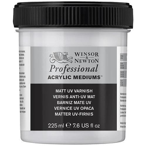 Winsor & Newton Artists' Acrylic Matt Uv Varnish - 225ml