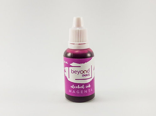 Beyond Inks Individual 20ml Alcohol Inks - Magenta