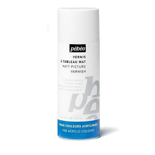 Pebeo Acrylic Matt Varnish Spray - 400ml