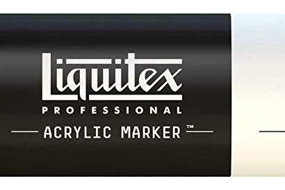 Liquitex 500 Acrylic Paint Marker 15mm Wide - Medium Magenta