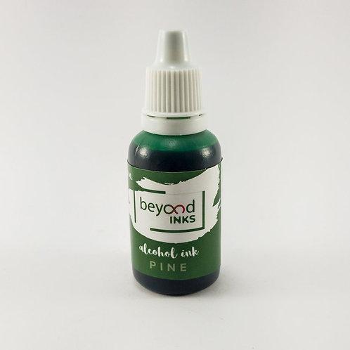 Beyond Inks Individual 20ml Alcohol Inks - Pine