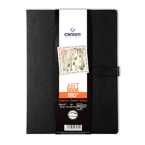 Canson Universal Art Book - 21x29.7cm - 112 sheets