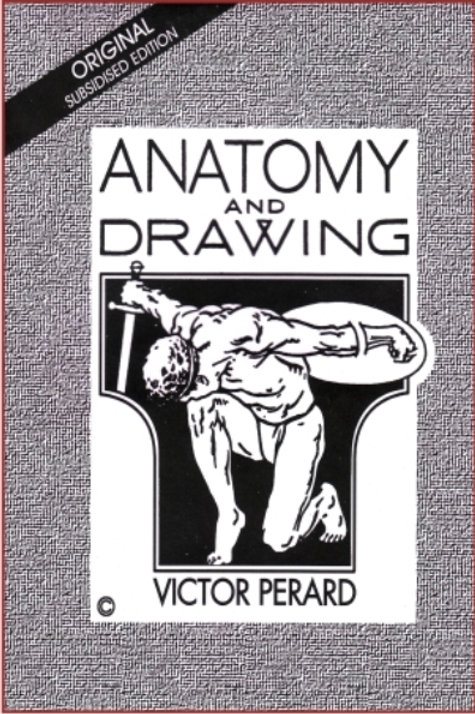 Anatomy & Drawing Book