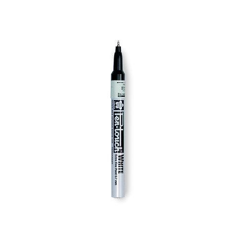 SakuraPen-Touch Paint Marker Extra Fine - 0.7mm - White