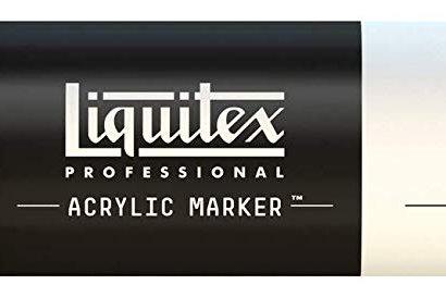 Liquitex 110 Acrylic Paint Marker 15mm Wide - Quinacridone Crimson