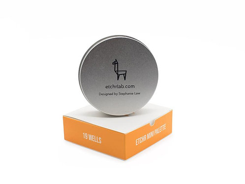 Etchr Labs Mini Palette - 19 Wells