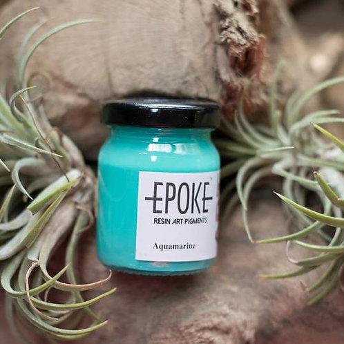 Epoke Art Pigment Paste Aquamarine Opaque - 75g