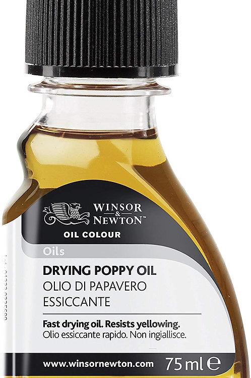 Winsor & Newton Drying Poppy Oil - 75ml
