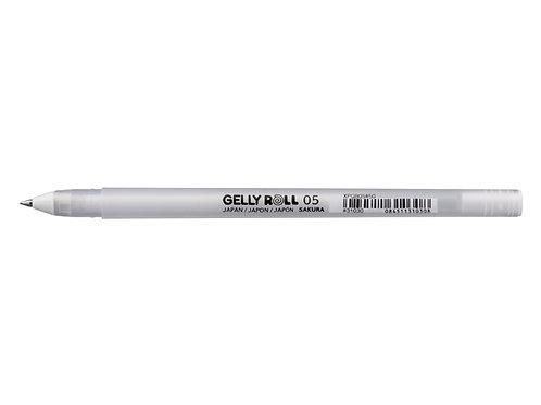 Sakura Gelly Roll Pen - White