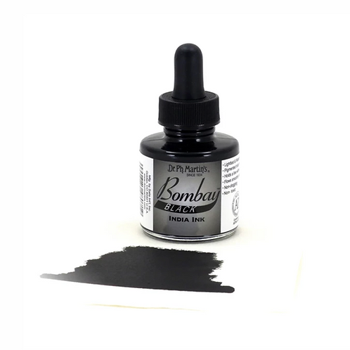 Dr. Ph. Martin Bombay Ink 30ml - Black