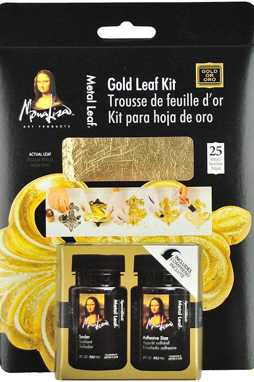 Monalisa (10201) Gold Leaf Kit