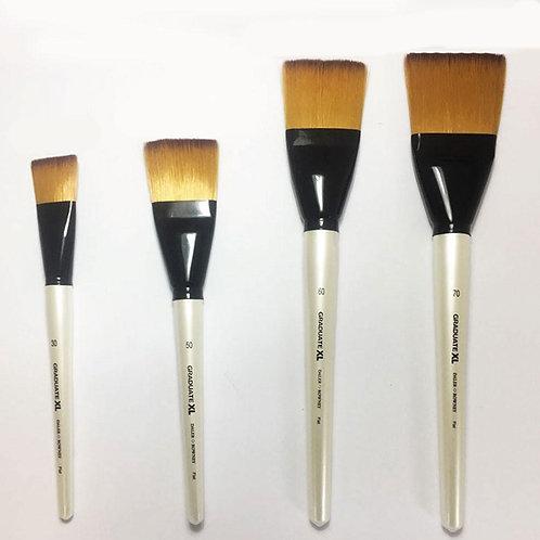 Daler Rowney Graduate Flat Wash Brush - Size 70