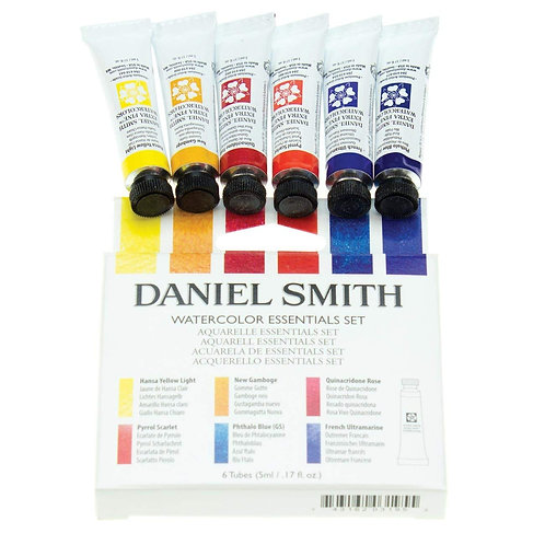 Daniel Smith Watercolour Essentials Set - Set of 6