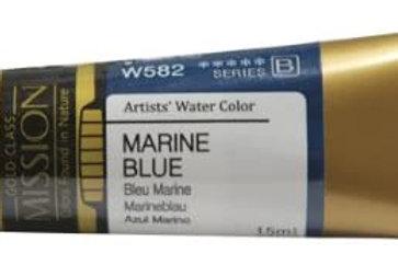 Mijello Mission Gold Watercolour 15ml - Marine Blue