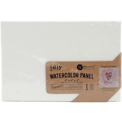 """Prima Watercolour Panel 6"""" x 4"""""""