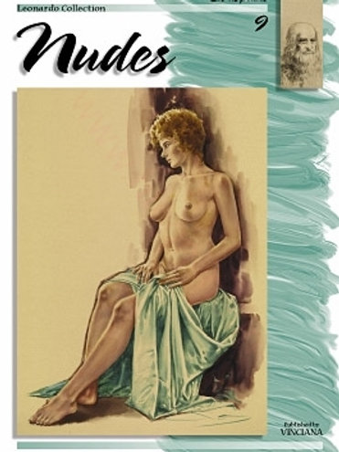 Vinciana Nudes Part 3 Book No: 9