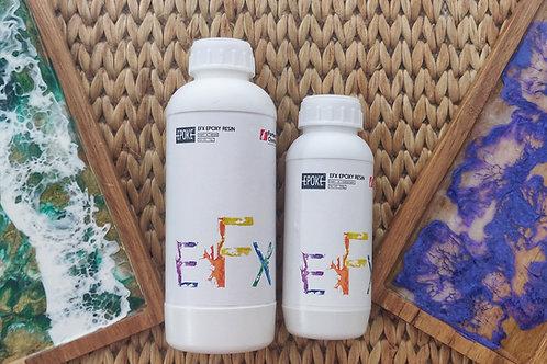 Epoke EFX Epoxy Resin Hobby Kit (Resin + Hardener) - 1500g