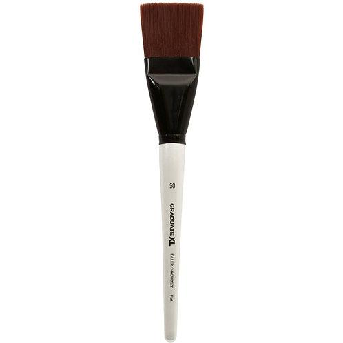 Daler Rowney Graduate Flat Wash Brush - Size 50